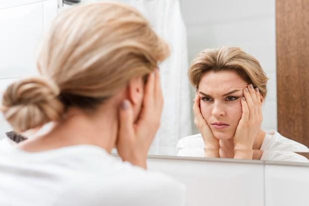 Kulit wajah yang kering memerlukan masker dengan kandungan kaya akan mineral.