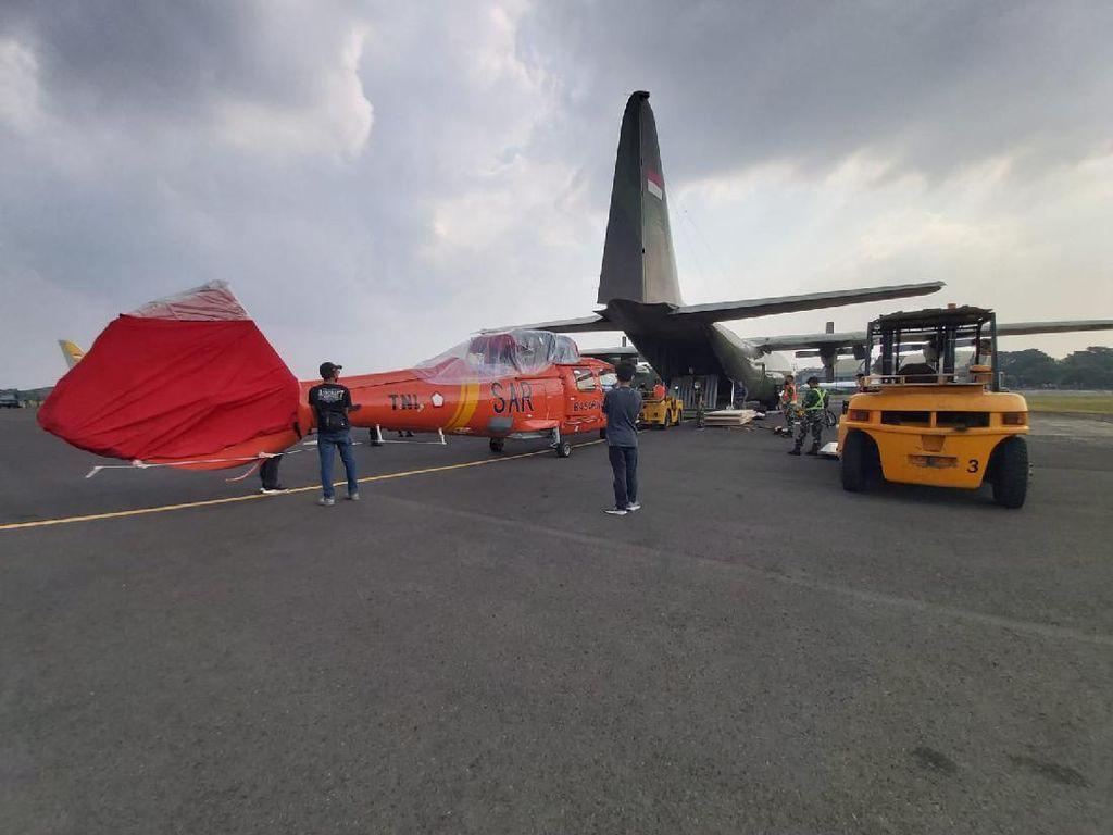 Helikopter Basarnas Dikirim ke Papua untuk Pelaksanaan PON XX