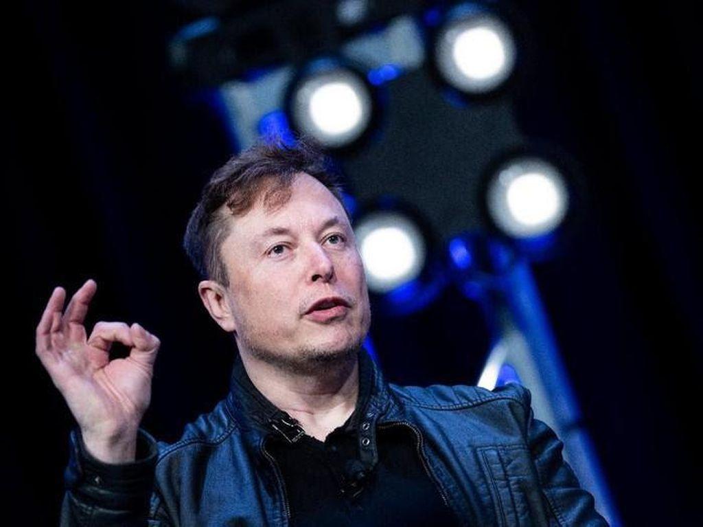 Jungkalkan Jeff Bezos, Elon Musk Terkaya di Dunia