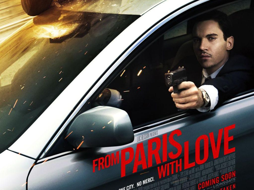 From Paris With Love: Bukan Kisah Cinta