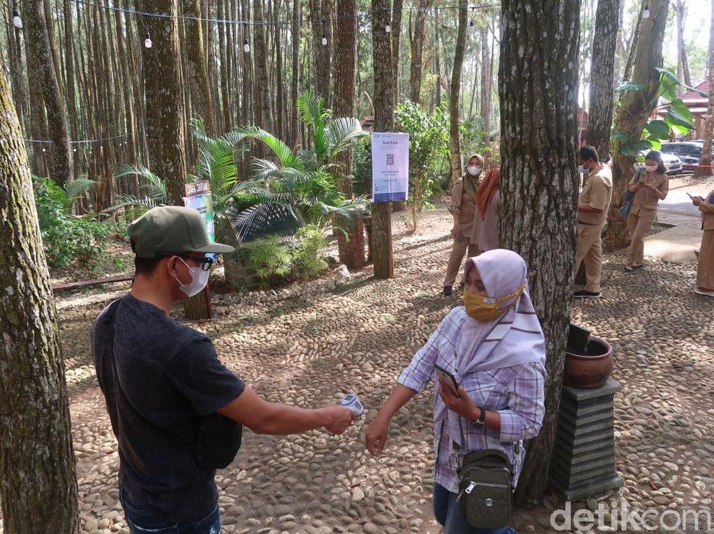 Pengelola Pinus Sari Minta Anak di Bawah 12 Tahun Boleh Masuk Obwis