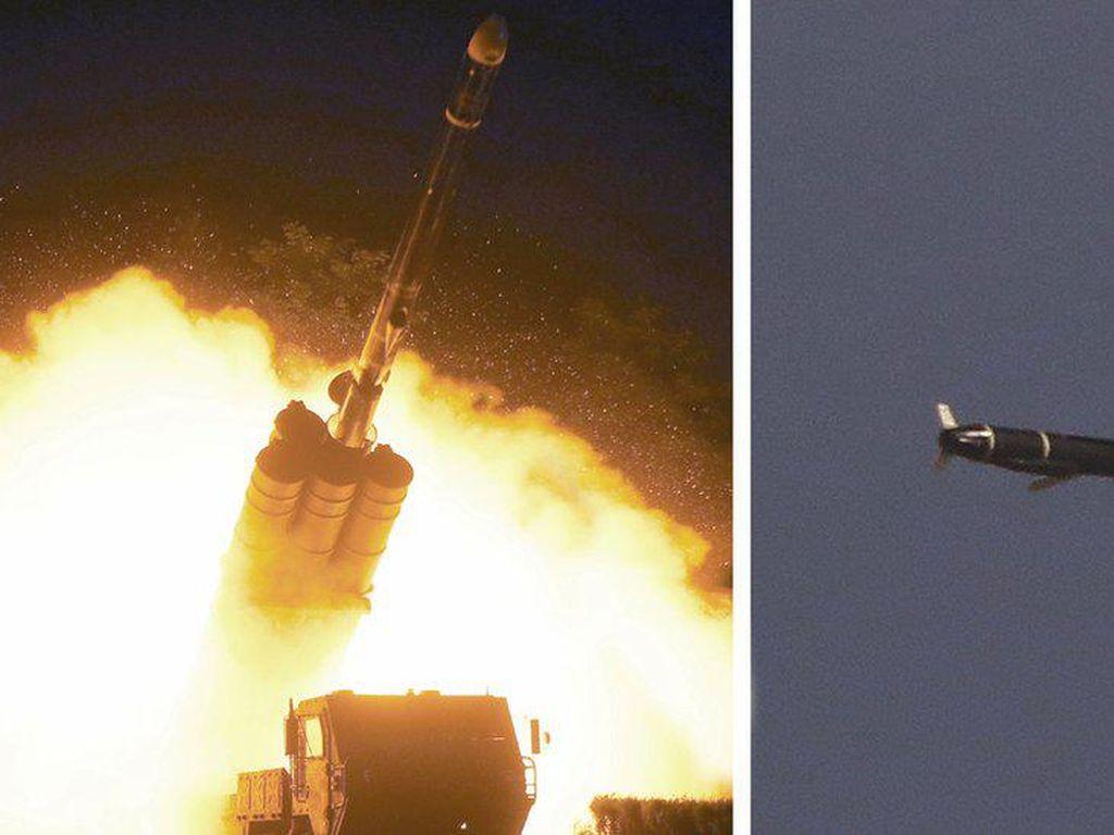 Korea Utara Tembakkan Rudal Jelajah, Bagaimana Reaksi AS-Jepang-Korsel?