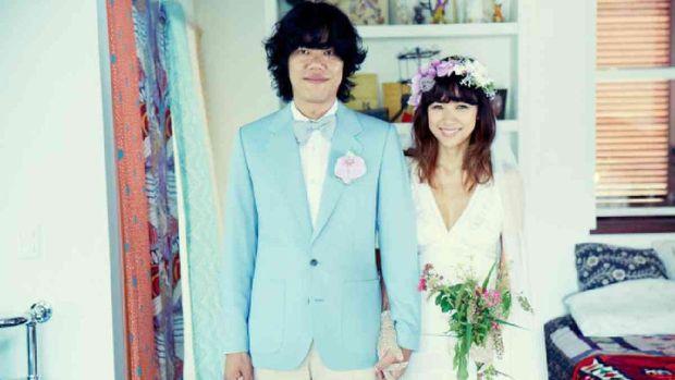Potret pernikahan Lee Hyori dengan konsep eco-friendly
