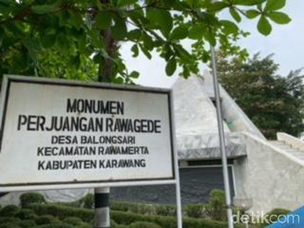 Menengok Monumen Tragedi Rawagede di Karawang