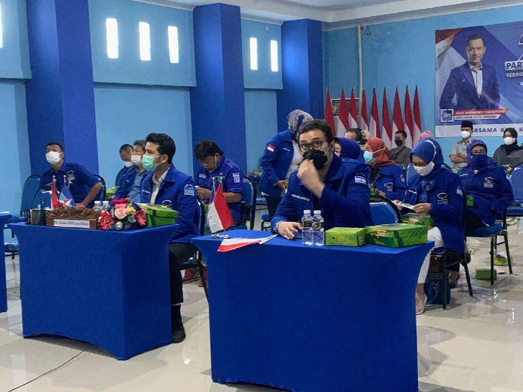 Sejumlah DPC Blak-blakan Dukung Menantu Pakdhe Karwo Jadi Ketua DPD PD Jatim