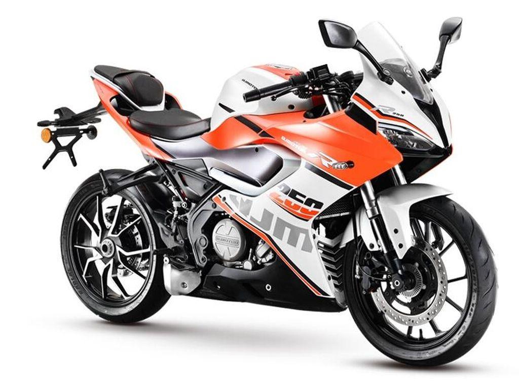 QJ Race 250 Resmi Dijual, Pesaing Ninja 250 Harga Rp 44 Jutaan