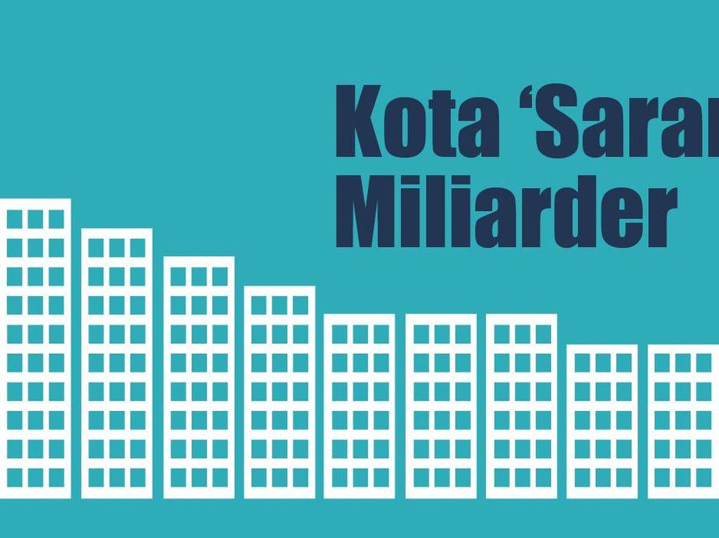Kota Sarang Miliarder