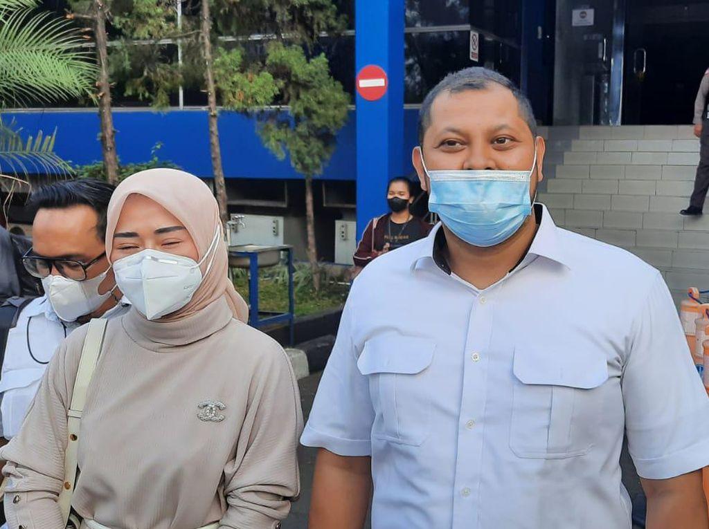 Pelapor Sudah Dua Kali Ajak Medina Zein Mediasi, tapi Tak Digubris