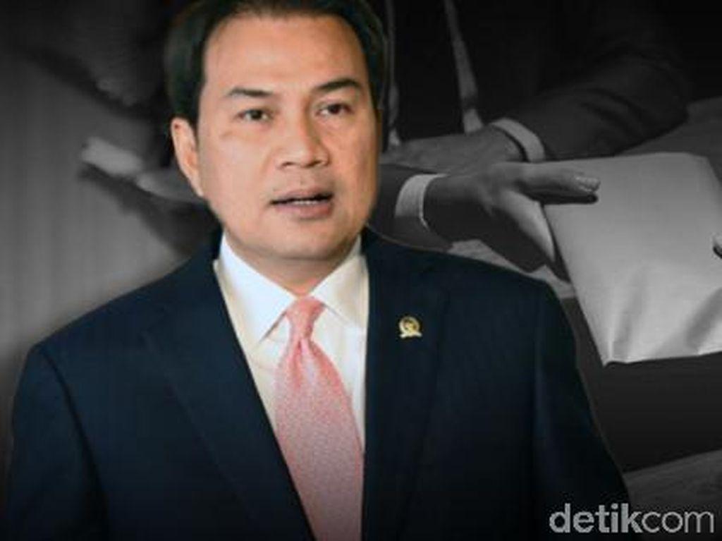 Partai Beringin Dihantam Badai Kasus Alex Noerdin-Azis Syamsuddin