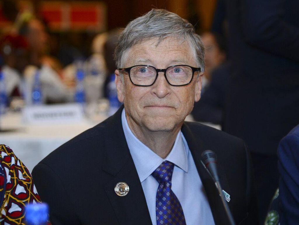 Bill Gates Sering Terzalimi, Terbaru Digosipkan Ditangkap Militer AS