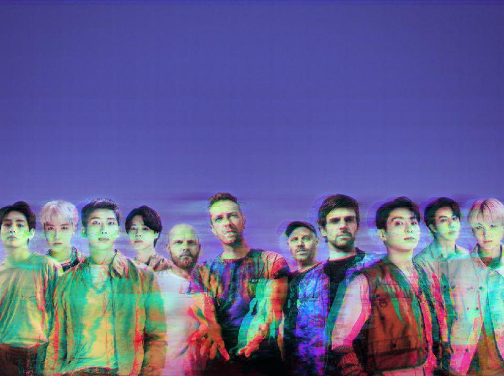 #ColdplayXBTS! 6 Hal yang Harus Kamu Tahu soal Kolaborasi BTS dan Coldplay
