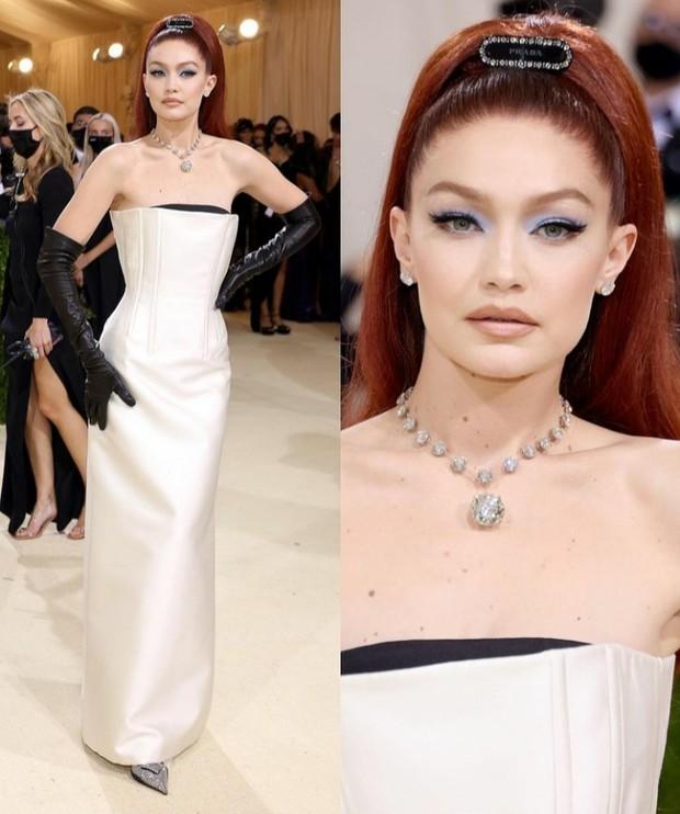 Gaya berpakaian supermodel di met gala berdasarkan zodiaknya