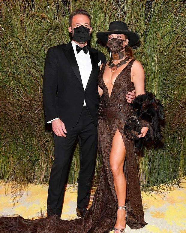 Couple keempat ada Jennifer Lopez dan Ben Affleck.