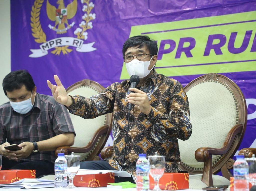 Djarot Sebut PPHN Penting & Urgen untuk Indonesia