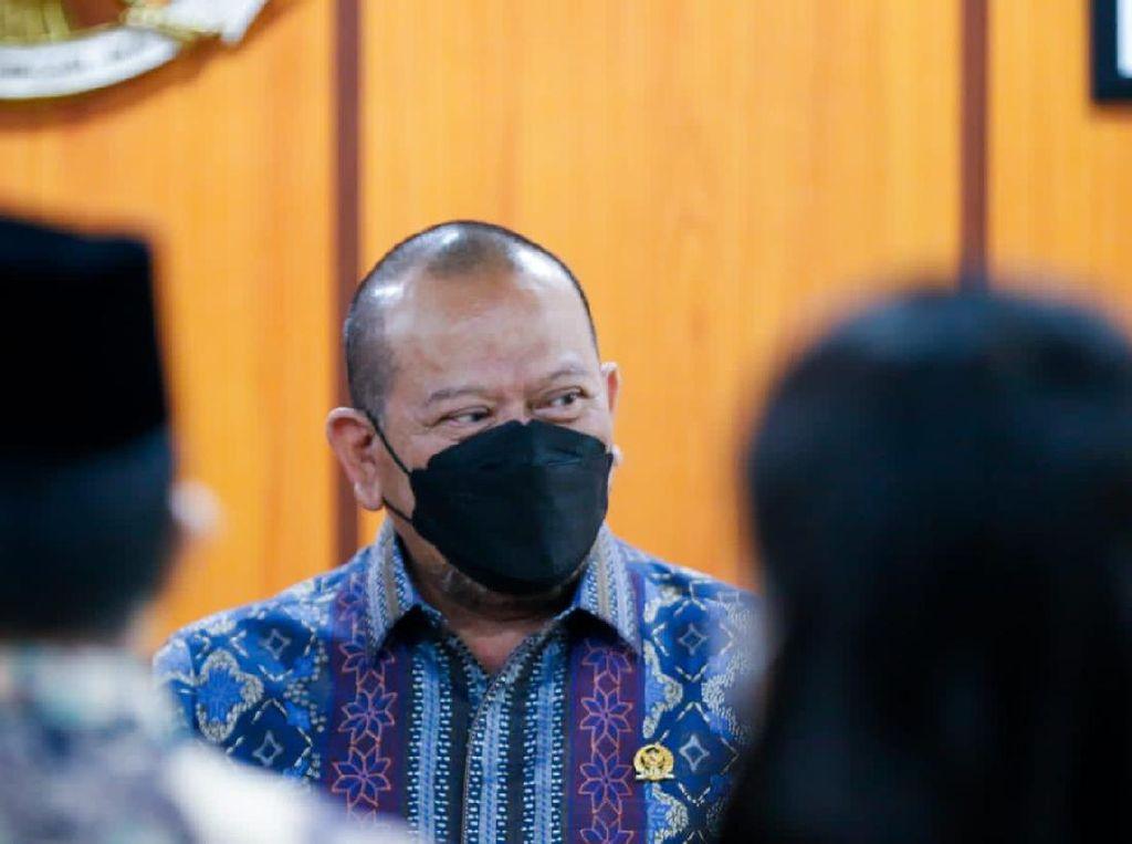 Ketua DPD Minta Keamanan Laut Diperkuat