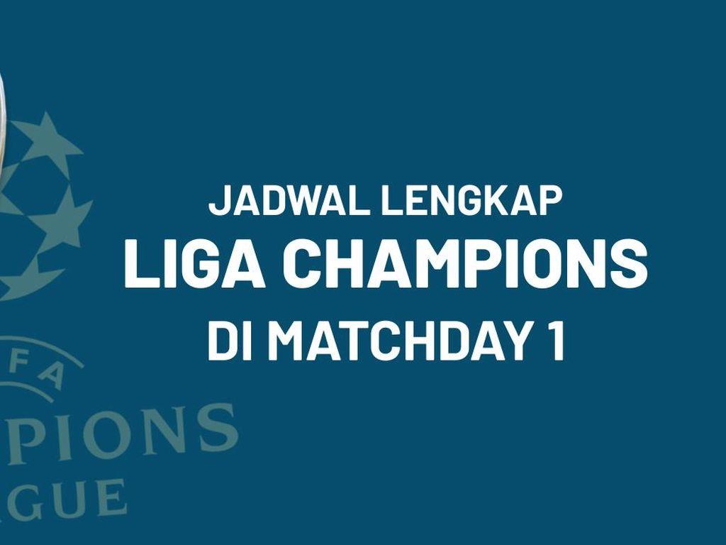 Siap-siap! Malam Ini dan Besok Ada Big Match Liga Champions