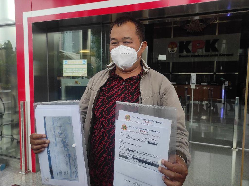 MAKI Klaim Punya Transaksi Mencurigakan Eks Bupati Kukar, Dilaporkan ke KPK