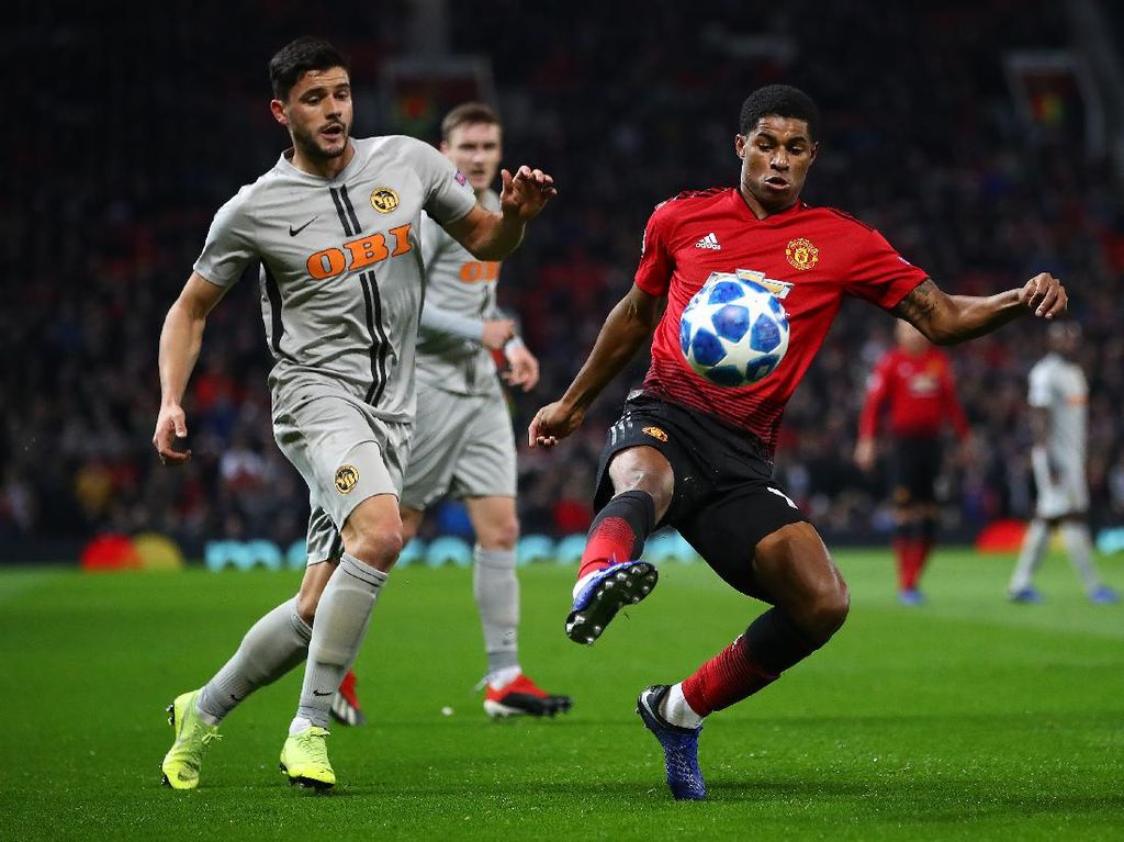 Prediksi Young Boys Vs Manchester United di Liga Champions Nanti Malam