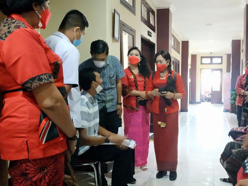 PDIP Se-Bali Laporkan Belasan Akun Penyebar Hoax Megawati Wafat ke Polisi