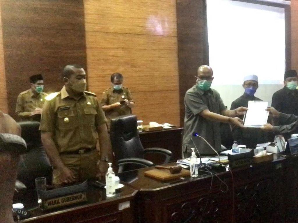 Alasan 33 Anggota DPRD Sumbar Ajukan Hak Angket Gubernur Mahyeldi