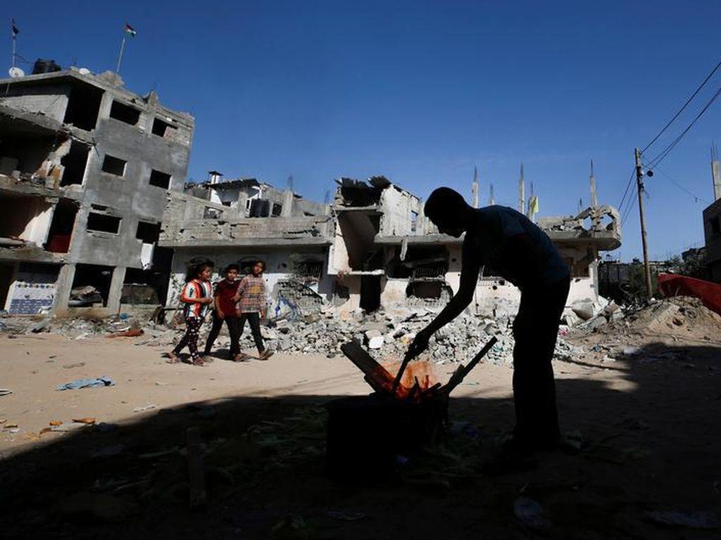 Syaratkan Damai, Israel Ingin Bantu Pembangunan Gaza