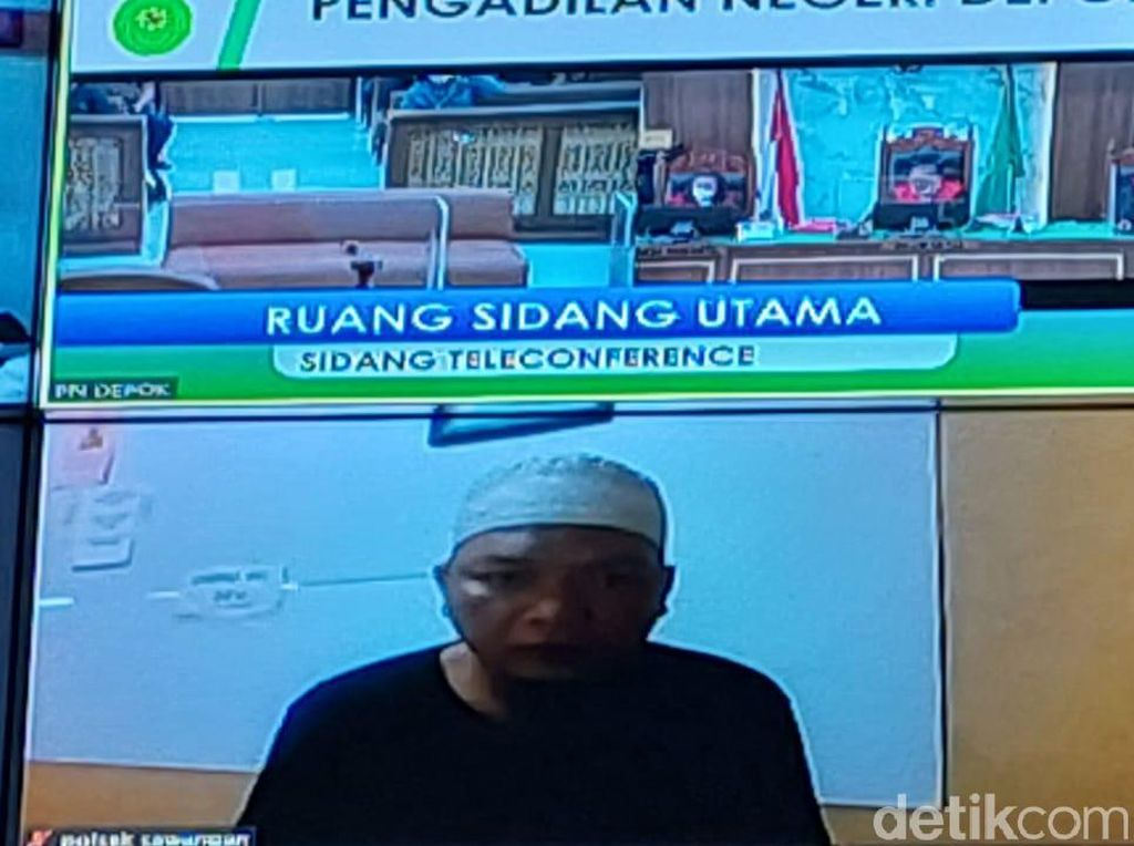 Penyebar Hoax Babi Ngepet Jalani Sidang Perdana