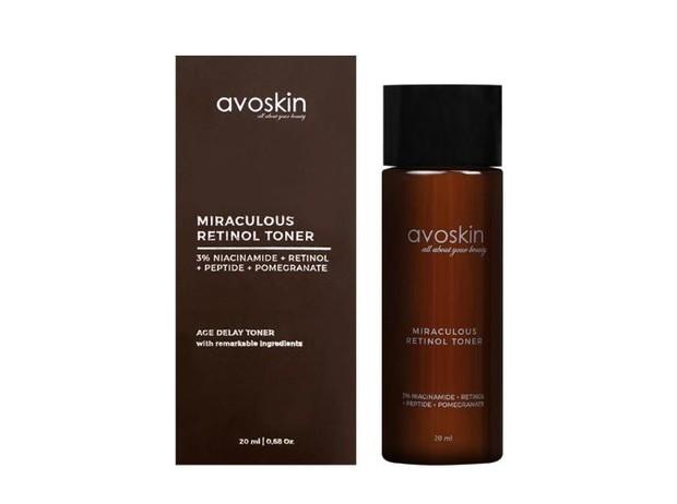 Avoskin Miraculous Retinol Toner/Foto: avoskinbeauty.com