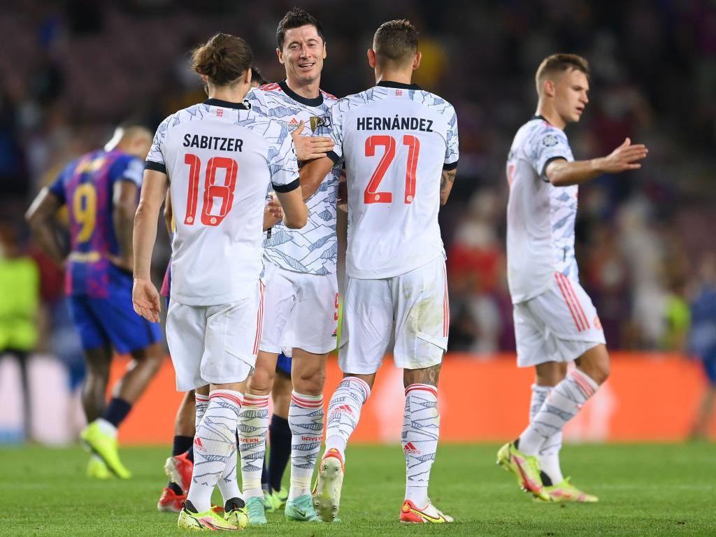 Sindiran Bek Barcelona: Bayern Munich Menang Hoki