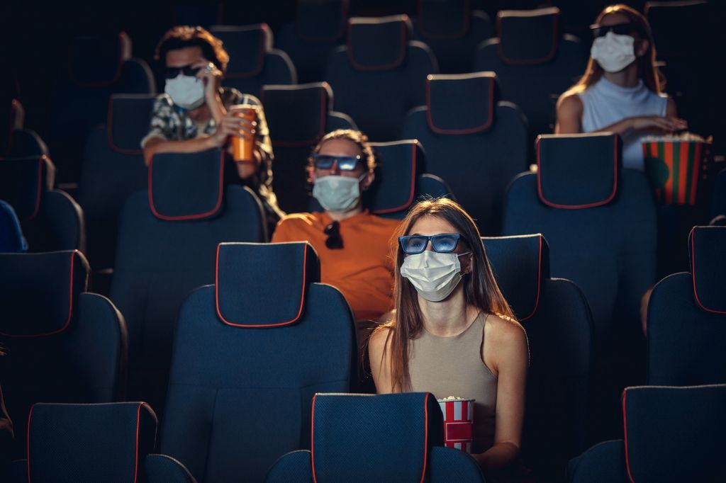 Bioskop Kembali Dibuka