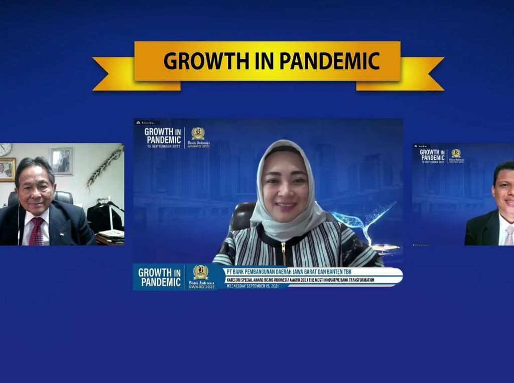 Bank bjb Raih Penghargaan The Most Innovative Bank Transformation