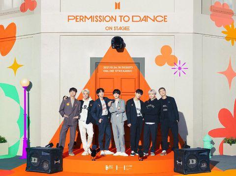 BTS Siap Gelar Konser Online 'Permission To Dance On Stage'