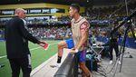 Foto: Cristiano Ronaldo dan Steward yang Sempat KO