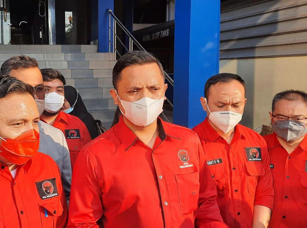 PDIP DKI Tantang Hersubeno Sebut Nama Dokter soal Megawati Koma