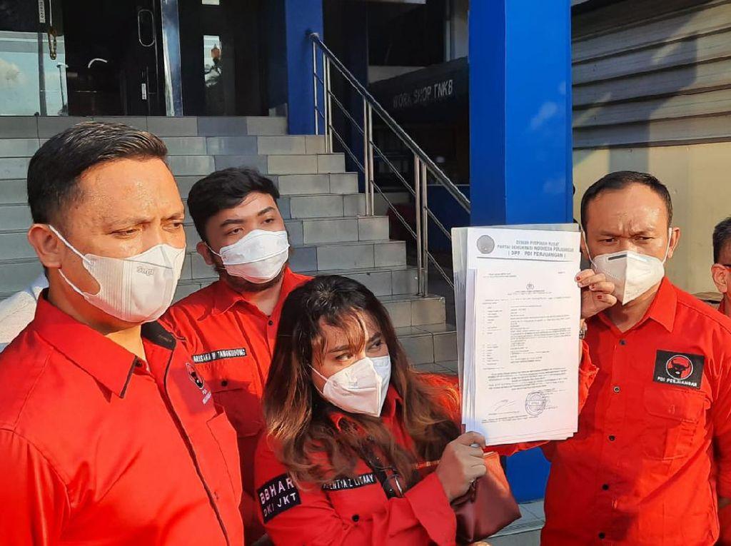 Sosok 4 Pelapor Hoax soal Kondisi Megawati
