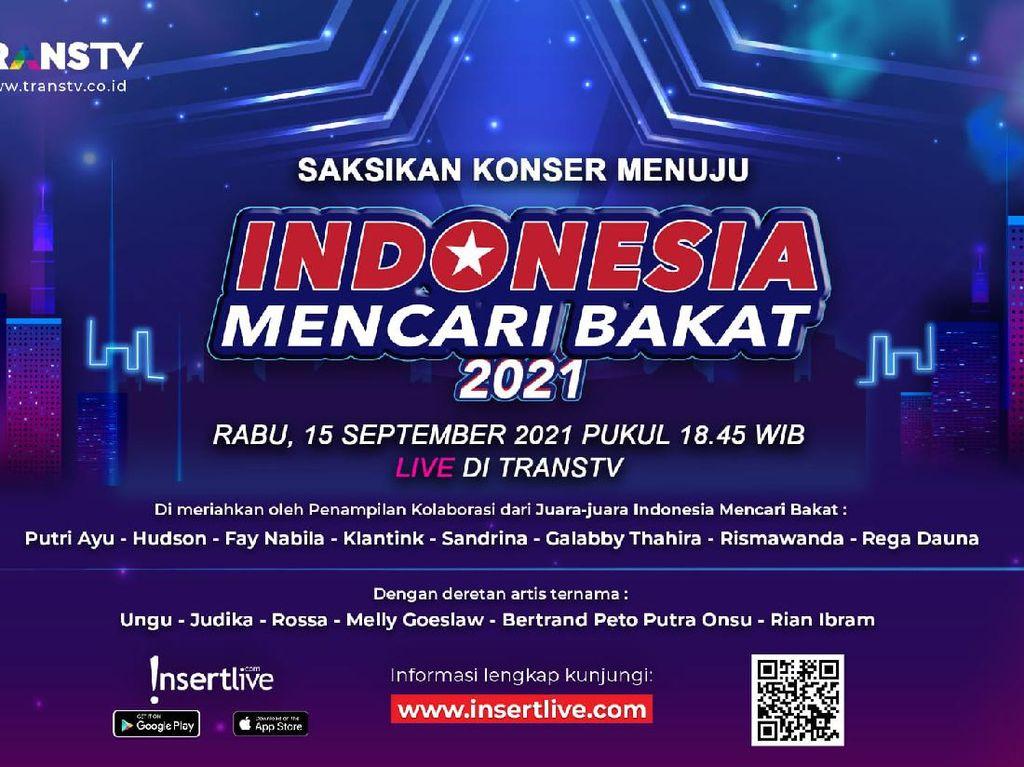 Menuju Indonesia Mencari Bakat 2021
