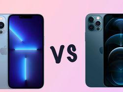 Perbandingan iPhone 13 Pro vs iPhone 12 Pro yang Disindir Mirip