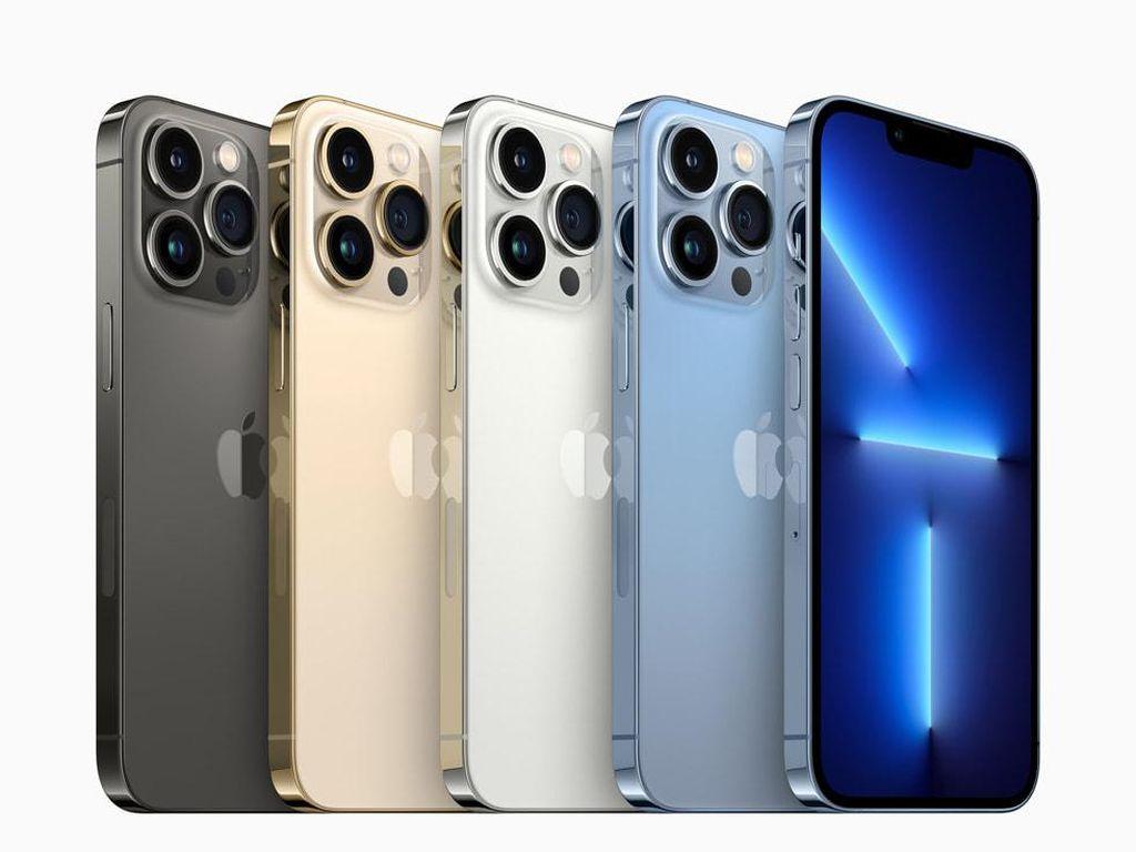 Skor AnTuTu iPhone 13 Pro Salip iPhone 12 Pro, Berapa?