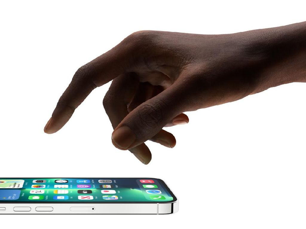 iPhone 13 Pro Max Diganjar HP dengan Layar Terbaik