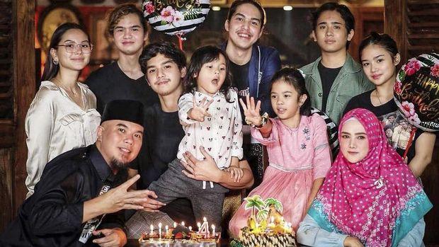 Keluarga Ahmad Dhani