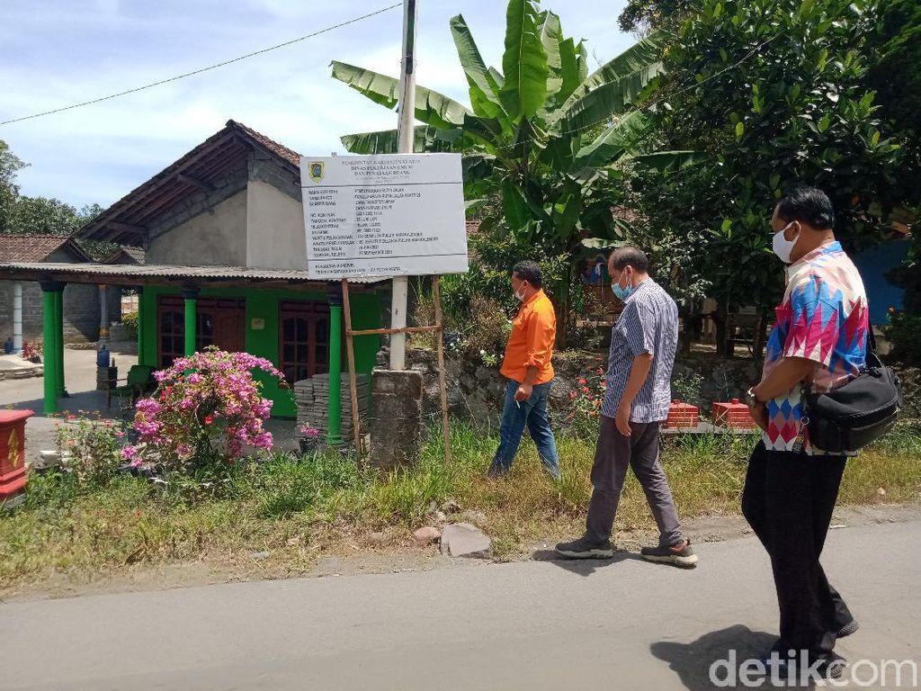 DPRD Klaten Berang Gegara Papan Renov Jalur Evakuasi Merapi, Ini Sebabnya