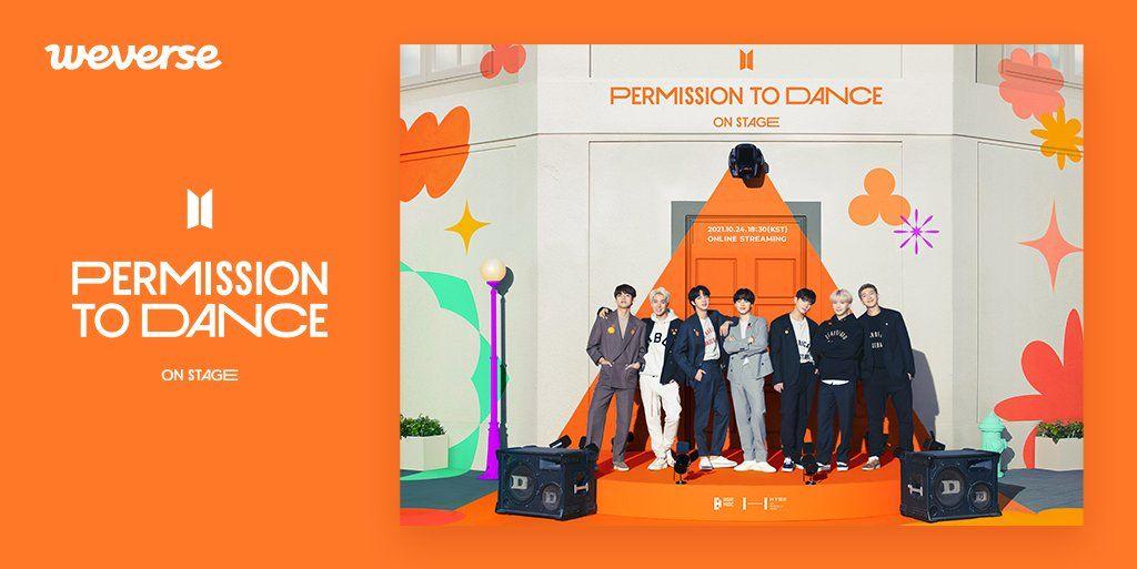 Konser online BTS, Oktober mendatang