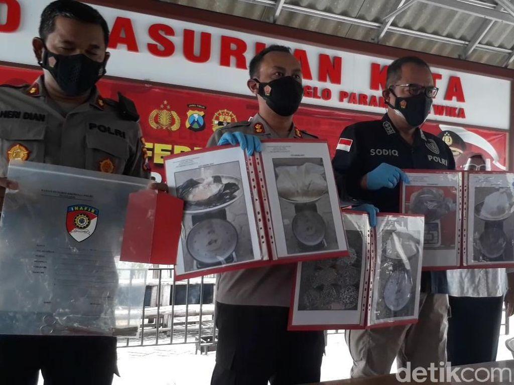 Polisi Buru 4 DPO Kasus Ledakan Bondet di Pasuruan