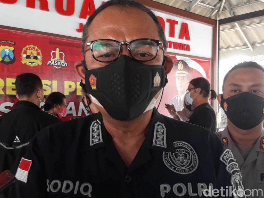 Polisi Pastikan Ledakan Keras yang Tewaskan 2 Orang di Pasuruan dari Bondet