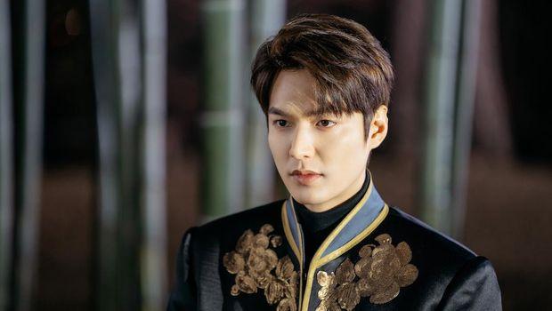 Potret Lee Min Ho di drama The King: Eternal Monarch