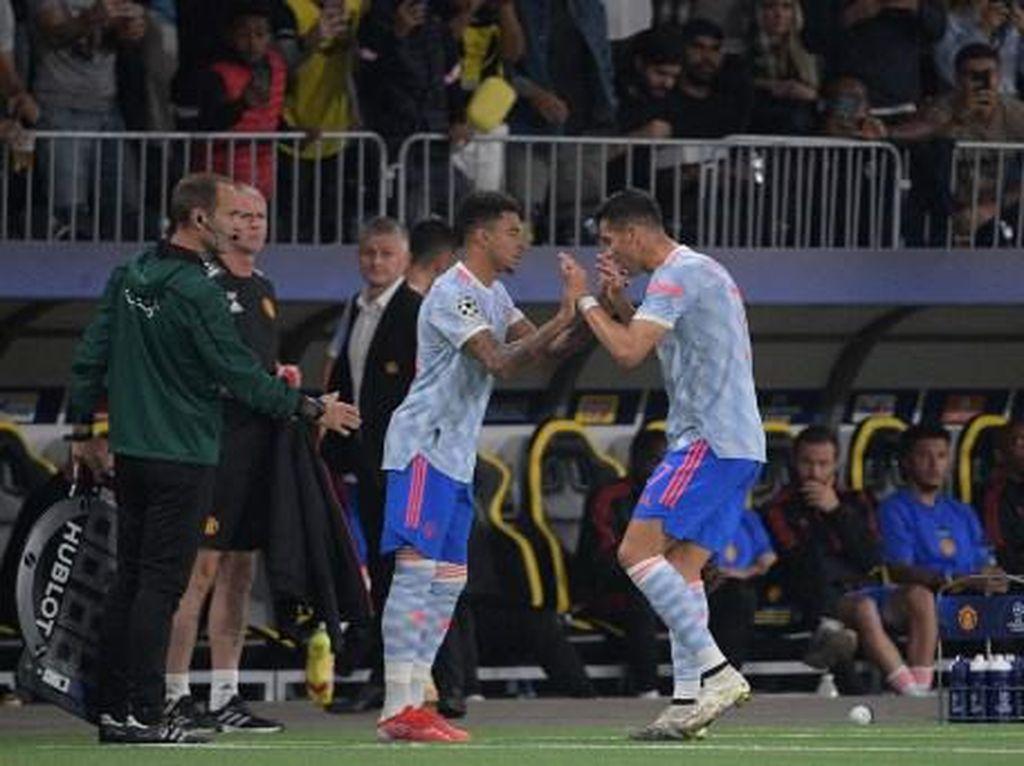 Lingard Vs Young Boys: Gantikan Ronaldo, Blunder, MU Kalah