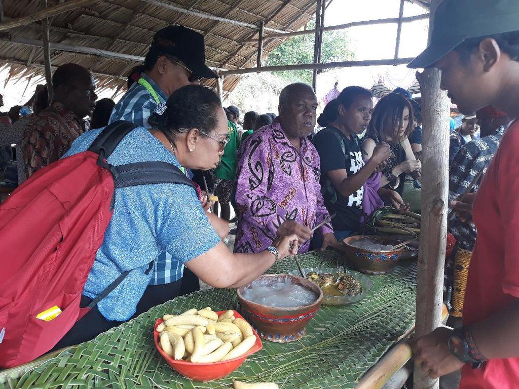 Papeda Kuliner Tertua Papua, dari Zaman Prasejarah 3.000 Tahun Lalu
