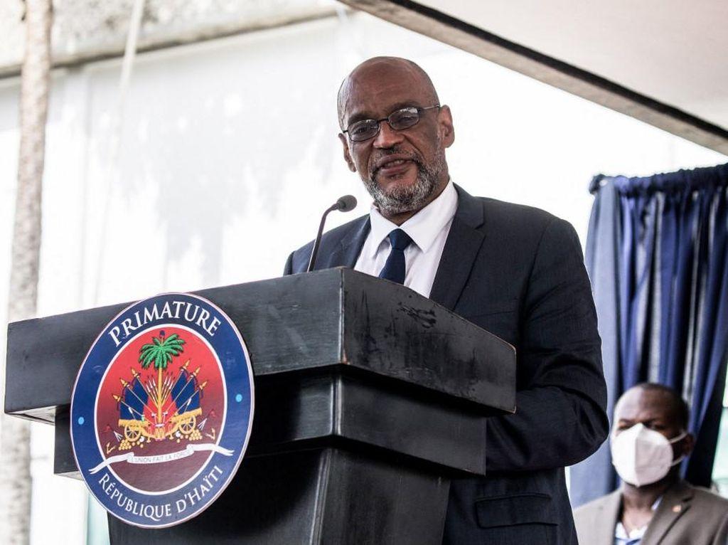 Dicurigai Terlibat Pembunuhan Presiden, Begini Reaksi PM Haiti