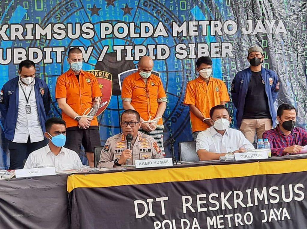Aksi Warga Rusia-Belanda Bobol ATM di Jakarta Berujung Jadi Tersangka
