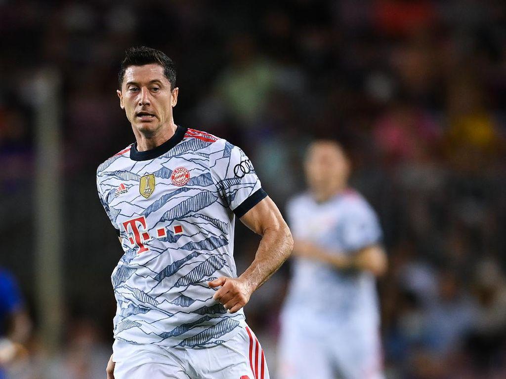 Karena Lewandowski Striker Sejati, Selalu Siap Cetak Gol!