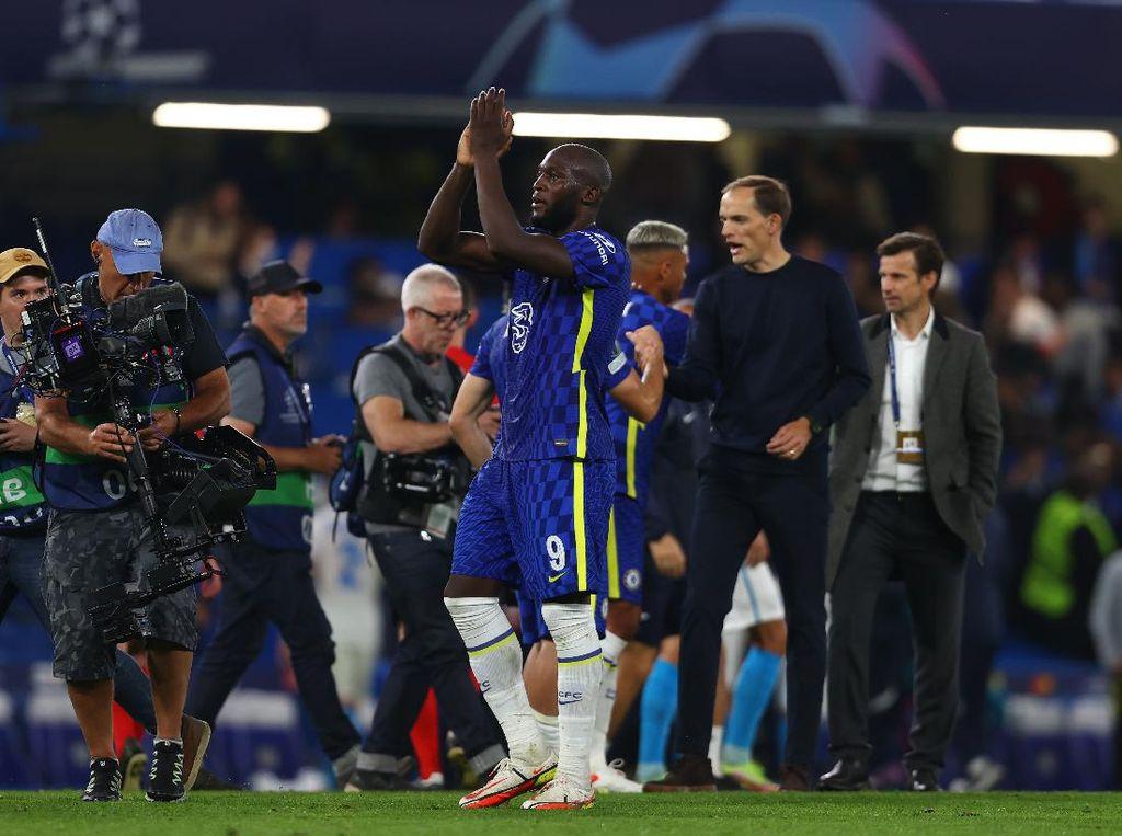 Chelsea Vs Zenit: Rencana Gol Lukaku Berjalan Sukses